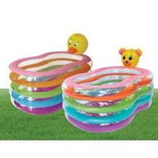 Baby Spa & Neck Ring